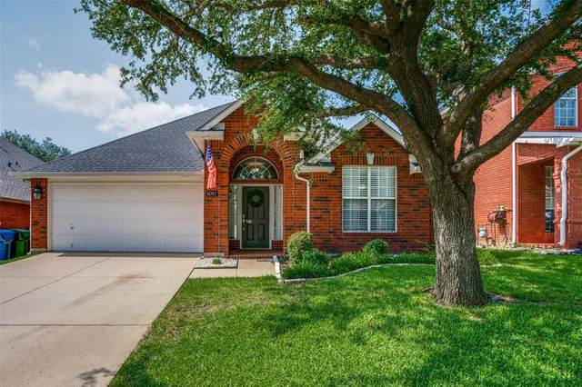 1017 Sugarberry, Flower Mound, TX 75028 (MLS #14677925) :: Crawford and Company, Realtors