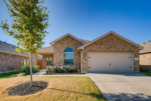 808 Watson Way, Crowley, TX 76036 (MLS #14677957) :: Craig Properties Group