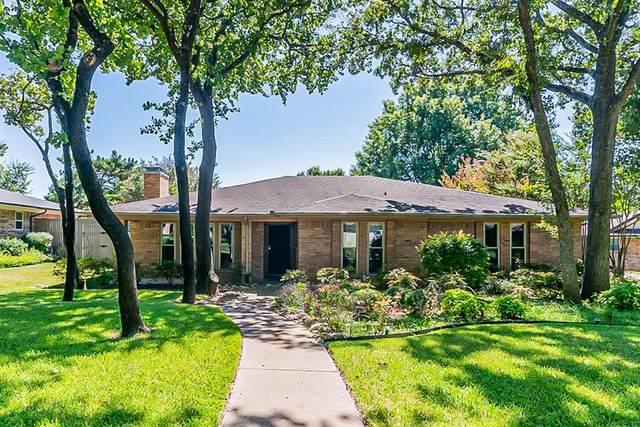 2935 Brookshire Drive, Grapevine, TX 76051 (MLS #14677960) :: RE/MAX Pinnacle Group REALTORS