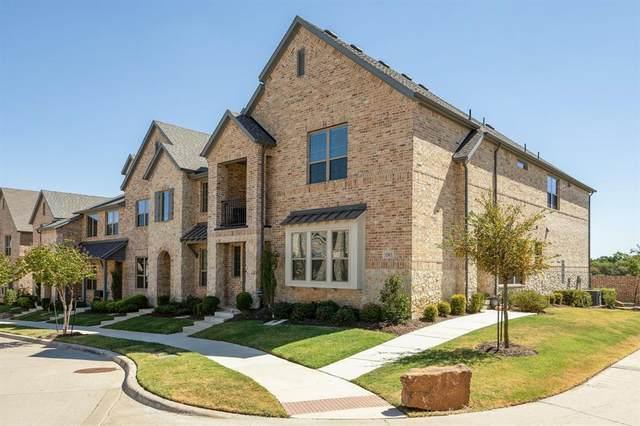 1363 Casselberry Drive, Flower Mound, TX 75028 (MLS #14677980) :: Feller Realty