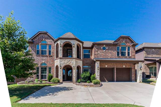 6117 Gibbons Creek Street, Fort Worth, TX 76179 (MLS #14677987) :: Russell Realty Group