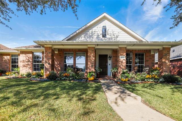 1577 Bradford Trace Drive, Allen, TX 75002 (MLS #14678001) :: Russell Realty Group