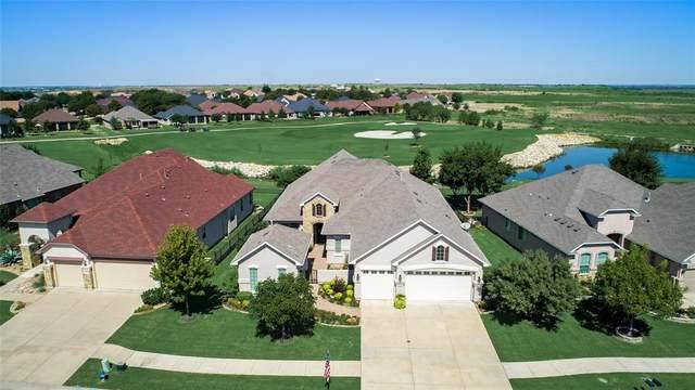 8904 Crestview Drive, Denton, TX 76207 (MLS #14678012) :: Real Estate By Design