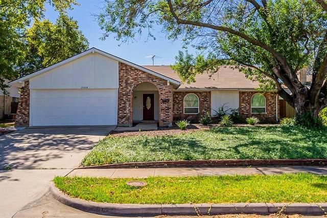2008 Statler Drive, Carrollton, TX 75007 (MLS #14678032) :: The Mike Farish Group