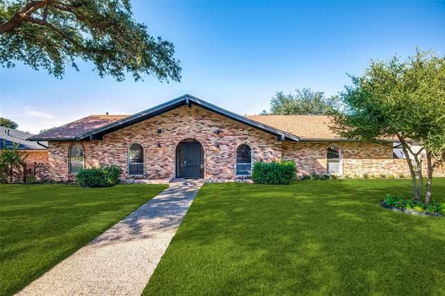 7221 Fernmeadow Drive, Dallas, TX 75248 (MLS #14678051) :: Real Estate By Design