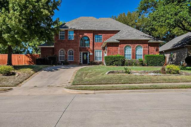 1605 Pearl River Drive, Flower Mound, TX 75028 (MLS #14678053) :: The Star Team | Rogers Healy and Associates