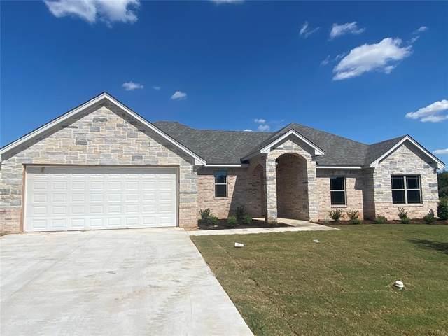 3331 Windcrest Drive, Granbury, TX 76049 (MLS #14678058) :: Frankie Arthur Real Estate