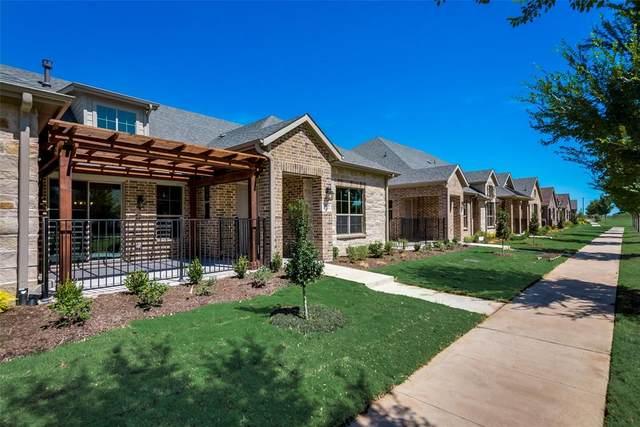 3850 Dalea Drive, Prosper, TX 75078 (MLS #14678063) :: Real Estate By Design