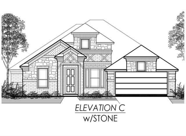 249 Lillian Lane, Waxahachie, TX 75165 (MLS #14678066) :: The Hornburg Real Estate Group
