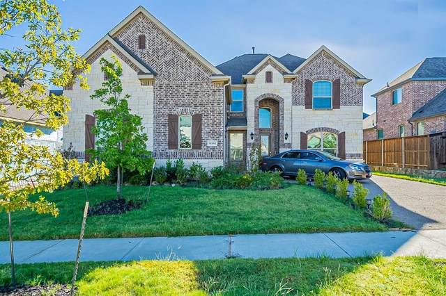 16342 Bedford Falls Lane, Frisco, TX 75068 (MLS #14678080) :: Feller Realty