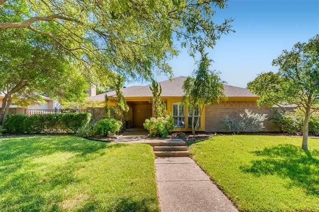6424 Genstar Lane, Dallas, TX 75252 (MLS #14678095) :: Front Real Estate Co.
