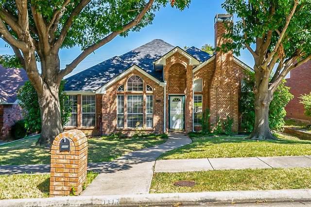 1117 Wild Cherry Drive, Carrollton, TX 75010 (MLS #14678107) :: The Mike Farish Group