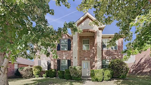 1705 Shawnee Trail, Allen, TX 75002 (MLS #14678108) :: Russell Realty Group