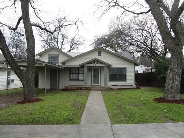 521 W Bridge Street, Weatherford, TX 76086 (MLS #14678119) :: The Hornburg Real Estate Group