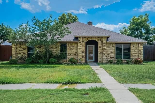 2032 Espinosa Drive, Carrollton, TX 75010 (MLS #14678127) :: The Mike Farish Group