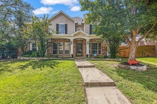 11425 Creekwood Drive, Frisco, TX 75035 (MLS #14678130) :: Crawford and Company, Realtors