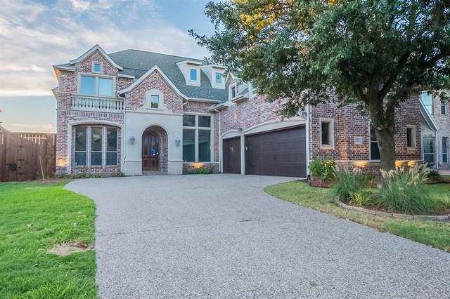 4801 Glen Heather Drive, Frisco, TX 75034 (MLS #14678137) :: Crawford and Company, Realtors