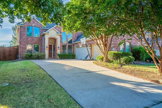 4467 Glen Heather Drive, Frisco, TX 75034 (MLS #14678150) :: Crawford and Company, Realtors