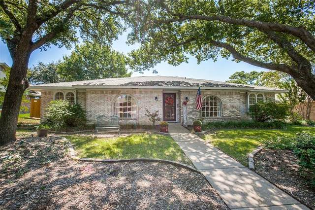 2836 Meadowbrook Drive, Plano, TX 75075 (MLS #14678168) :: Crawford and Company, Realtors