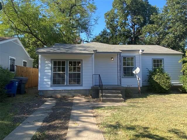 2667 Wilhurt Avenue, Dallas, TX 75216 (MLS #14678173) :: Justin Bassett Realty