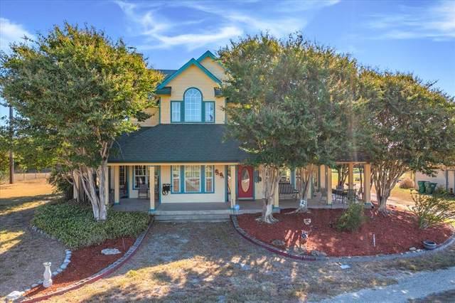 7524 Stephenson Road, Godley, TX 76044 (MLS #14678184) :: The Hornburg Real Estate Group