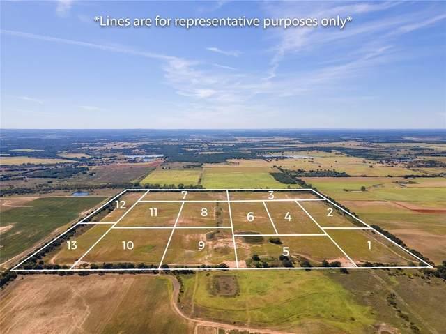 TBD County Rd 156 #3, De Leon, TX 76444 (MLS #14678190) :: Frankie Arthur Real Estate