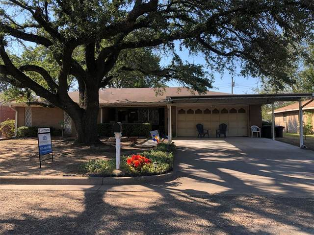 104 Forest Lane, Hillsboro, TX 76645 (MLS #14678202) :: Crawford and Company, Realtors