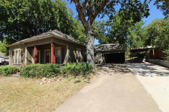 1431 W Crawford Street Sdt, Denison, TX 75020 (#14678205) :: Homes By Lainie Real Estate Group