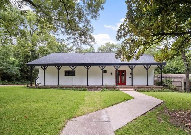 3221 Lockridge Circle, Dallas, TX 75233 (MLS #14678211) :: Front Real Estate Co.
