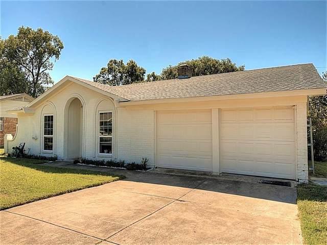 1804 Lexington Place, Bedford, TX 76022 (MLS #14678212) :: Front Real Estate Co.