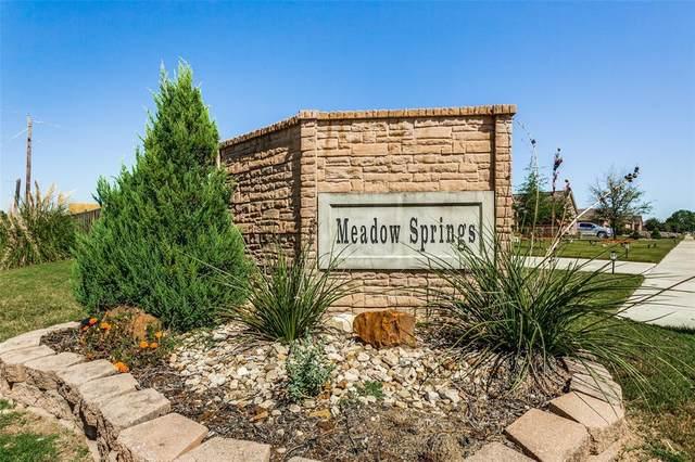 612 Meadow Springs Drive, Glenn Heights, TX 75154 (MLS #14678224) :: The Russell-Rose Team