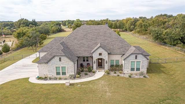1007 Merriam Court, Weatherford, TX 76087 (MLS #14678239) :: Craig Properties Group