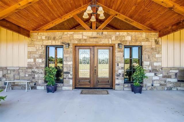 7318 Sabathney Road, Weatherford, TX 76085 (MLS #14678241) :: The Hornburg Real Estate Group