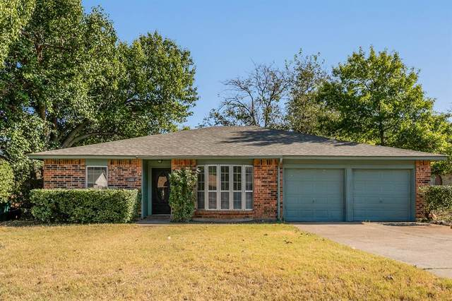 7233 Church Park Drive, Fort Worth, TX 76133 (MLS #14678253) :: The Star Team   Rogers Healy and Associates