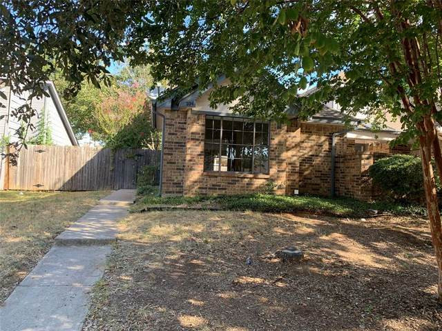 704 Essex Place, Euless, TX 76039 (MLS #14678257) :: All Cities USA Realty