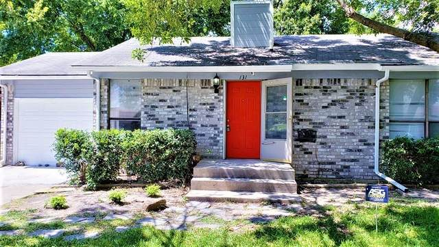 131 Woodhill Street, Mesquite, TX 75181 (MLS #14678269) :: Real Estate By Design
