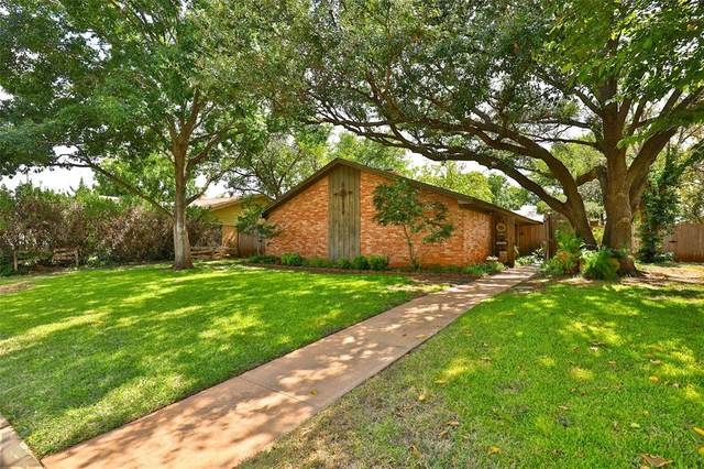 4109 Brookhollow Drive, Abilene, TX 79605 (MLS #14678270) :: Trinity Premier Properties