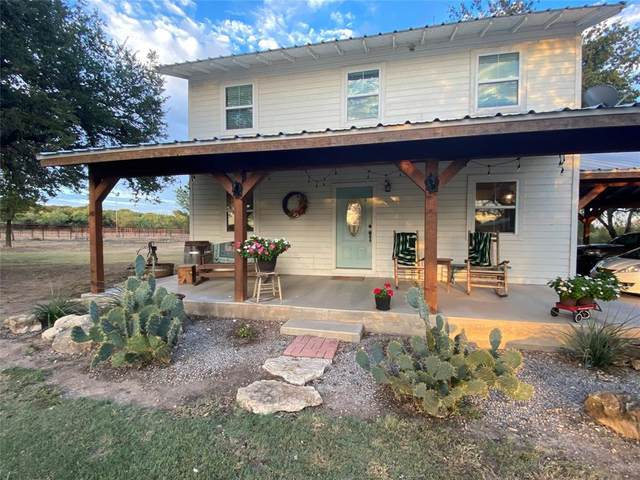 960 Private Road 1504, Dublin, TX 76446 (MLS #14678275) :: All Cities USA Realty