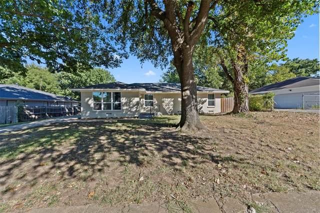 2728 Mccutcheon Lane, Dallas, TX 75227 (MLS #14678293) :: Real Estate By Design