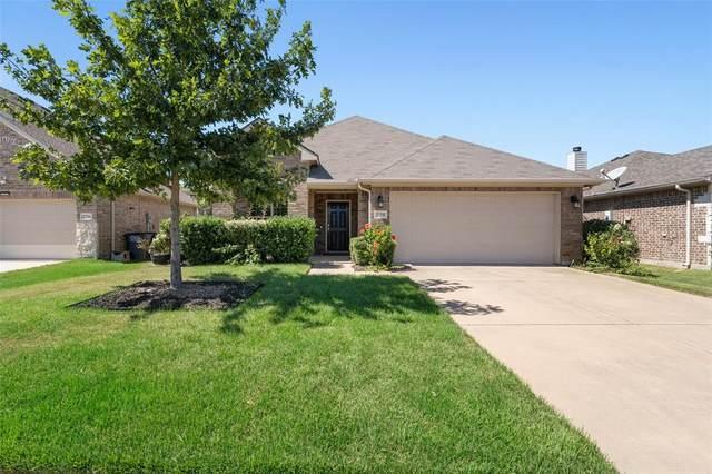 2758 Waterfall Lane, Little Elm, TX 75068 (MLS #14678310) :: The Hornburg Real Estate Group