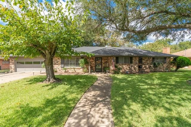 2310 Lange Street, Greenville, TX 75402 (MLS #14678314) :: RE/MAX Pinnacle Group REALTORS