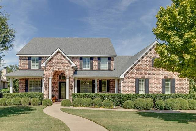 161 Overlook Drive, Sunnyvale, TX 75182 (MLS #14678328) :: All Cities USA Realty