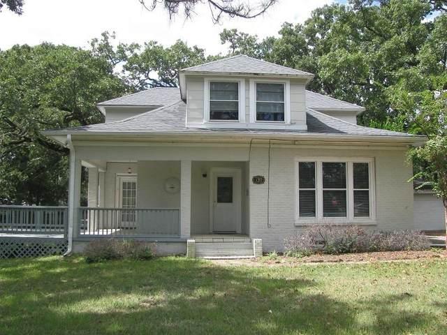 710 Lakeside Drive, Athens, TX 75751 (MLS #14678345) :: The Rhodes Team