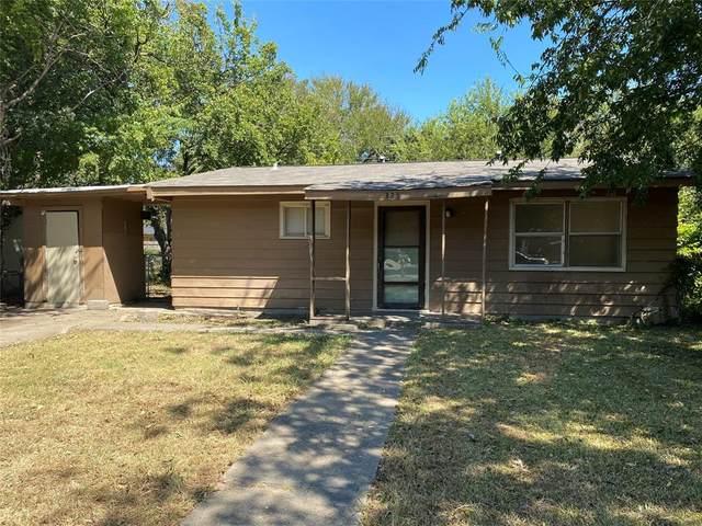 328 Meriden Lane, Mesquite, TX 75149 (MLS #14678351) :: Real Estate By Design