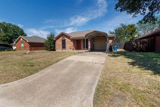 705 Becky Lane, Kaufman, TX 75142 (MLS #14678353) :: The Hornburg Real Estate Group