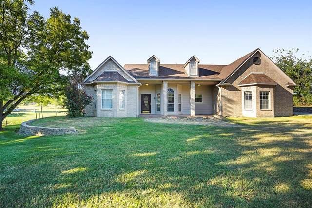 200 Valley Lane, Weatherford, TX 76085 (MLS #14678372) :: The Kimberly Davis Group