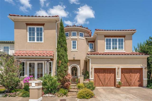 9106 La Strada Court, Dallas, TX 75220 (MLS #14678380) :: Frankie Arthur Real Estate