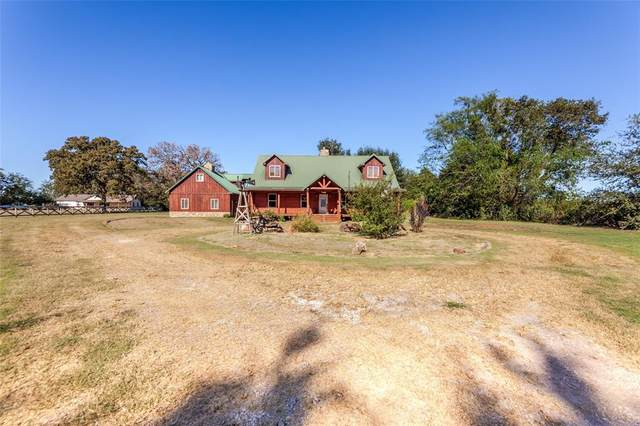 9611 County Road 310, Terrell, TX 75161 (MLS #14678390) :: The Hornburg Real Estate Group