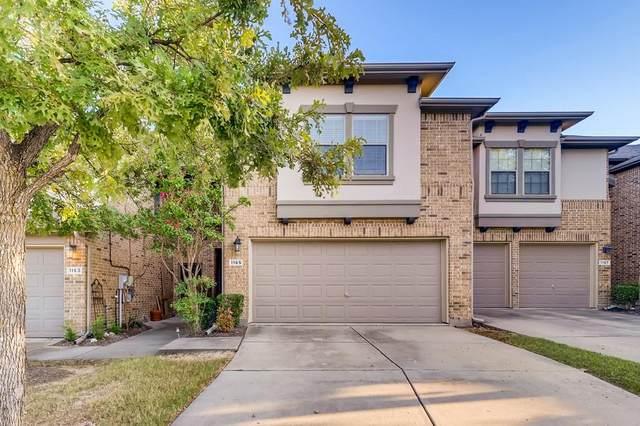 1165 Sophia Street, Allen, TX 75013 (MLS #14678400) :: Frankie Arthur Real Estate