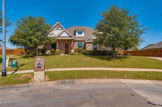 108 Abbey Road, Waxahachie, TX 75165 (MLS #14678402) :: The Hornburg Real Estate Group